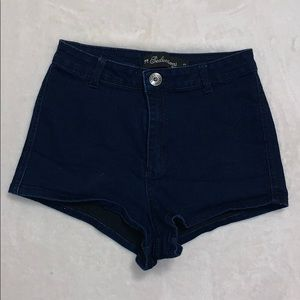 💛2 FOR 20💛Blue denim shorts (size: 3)